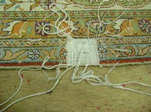 reparation tapis